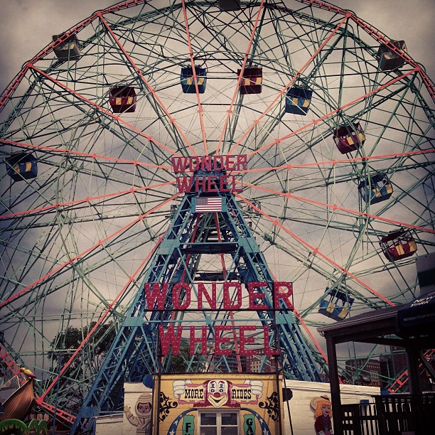 Coney Island (via Instagram)