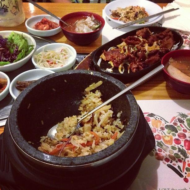 Delicious Korean (via Instagram)