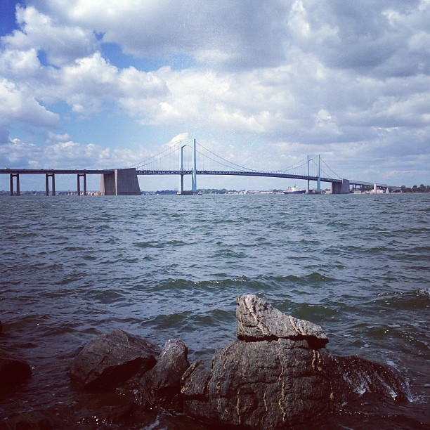 Throgs Neck Bridge (via Instagram)