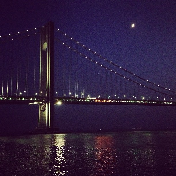 Verrazano Bridge (via Instagram)