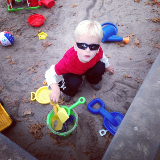 Sand Box (via Instagram)