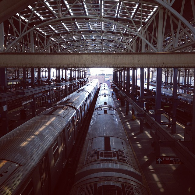 Coney Island Station (via Instagram)