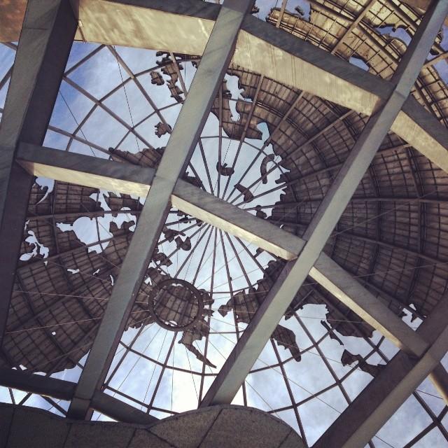 Unisphere (via Instagram)