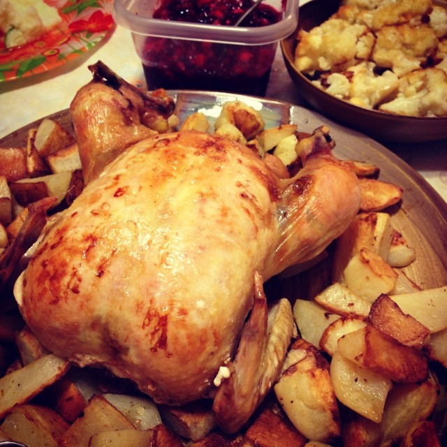 Thanksgiving 2013 (via Instagram)