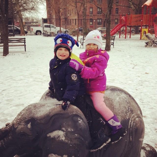 Arosha & Emma (via Instagram)