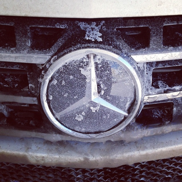 Salted Benz (via Instagram)
