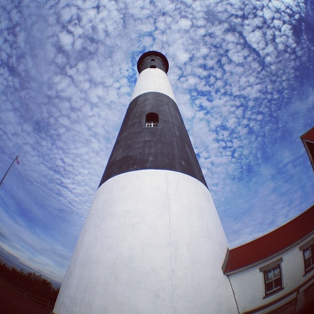 Lighthouse (via Instagram)