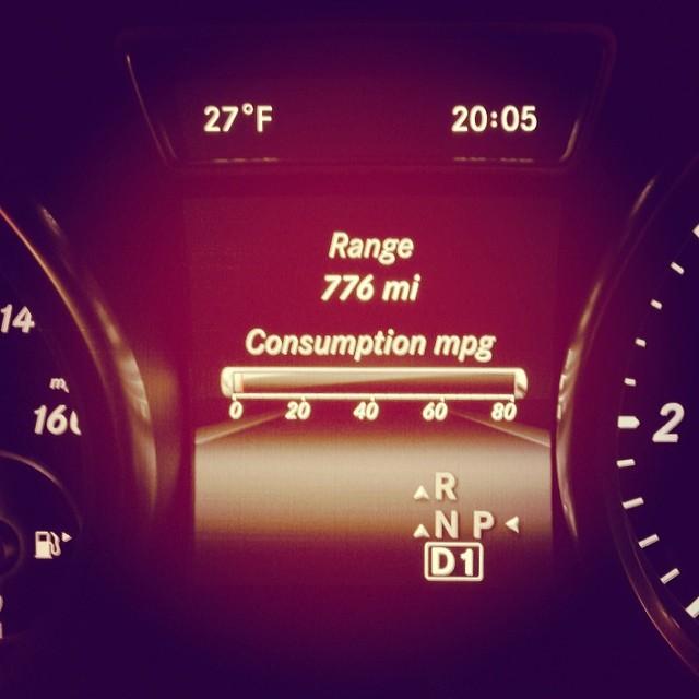 Diesel Range (via Instagram)