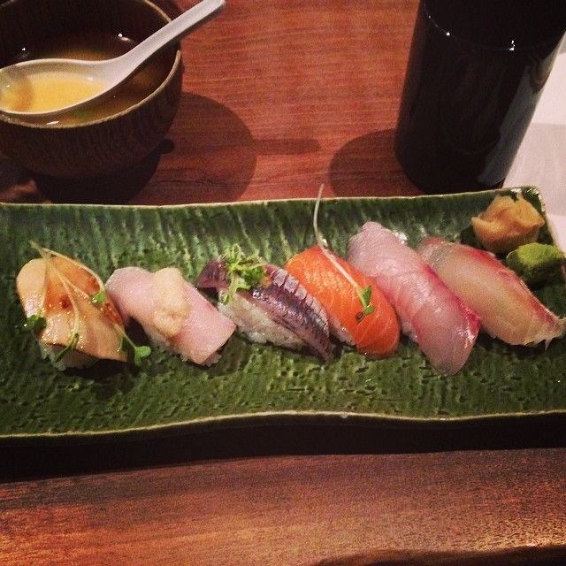 Omakase (via Instagram)