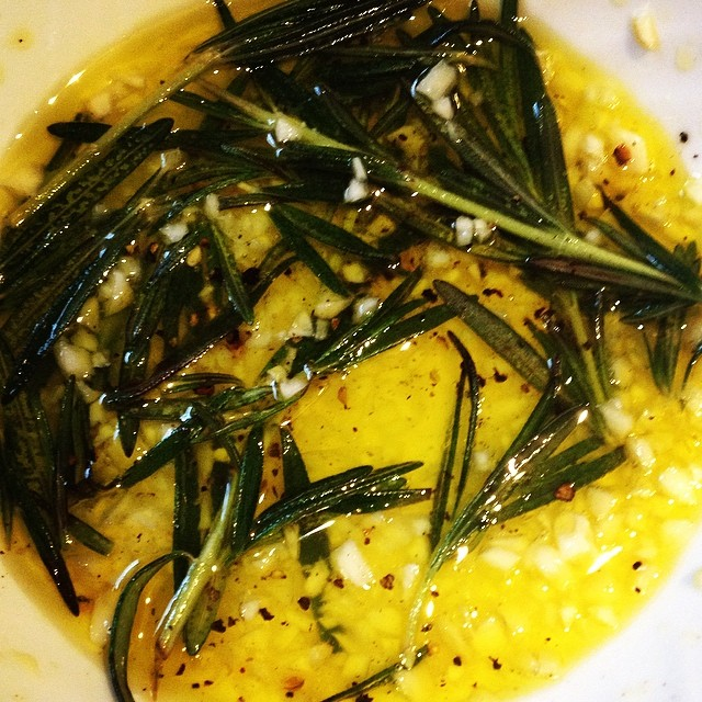 Lemon Garlic Marinade