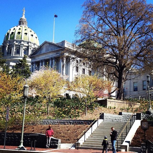 Harrisburg Capitol