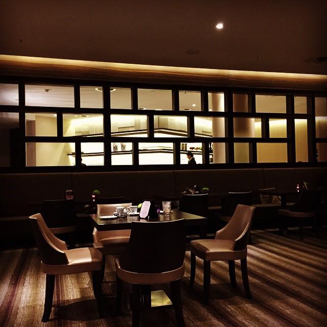 Hilton Executive Lounge