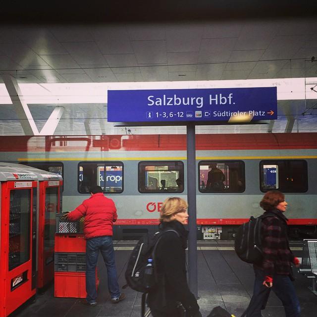 Salzburg Hbf.