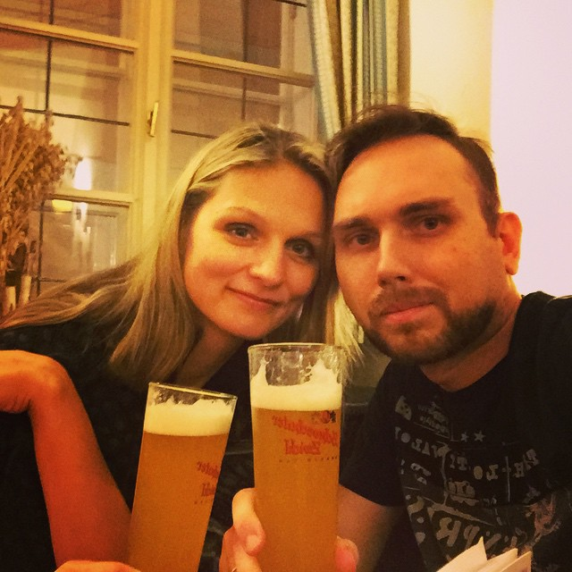 First Night in Vienna