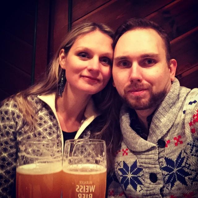 Last Dinner in Austria