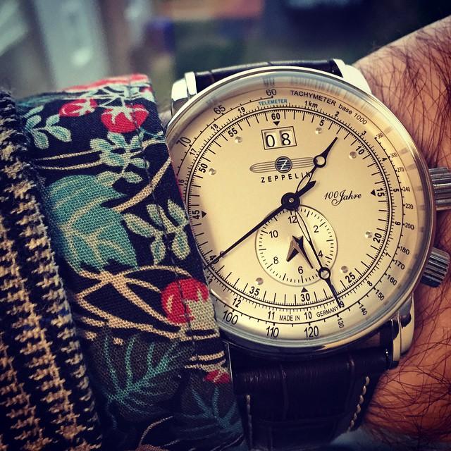 Zeppelin German Watch