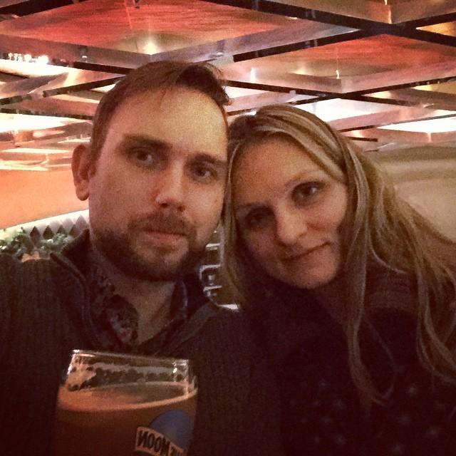 Draft Beer at Omonia