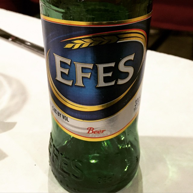 Turkish Beer
