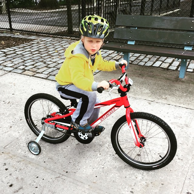 First Bicycle
