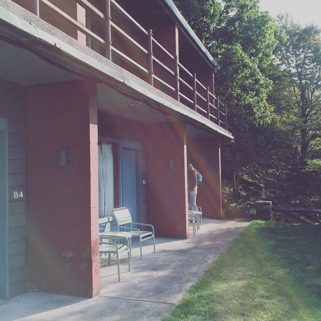 Big Meadow Lodge @ Big Meadows Lodge on Skyline Drive