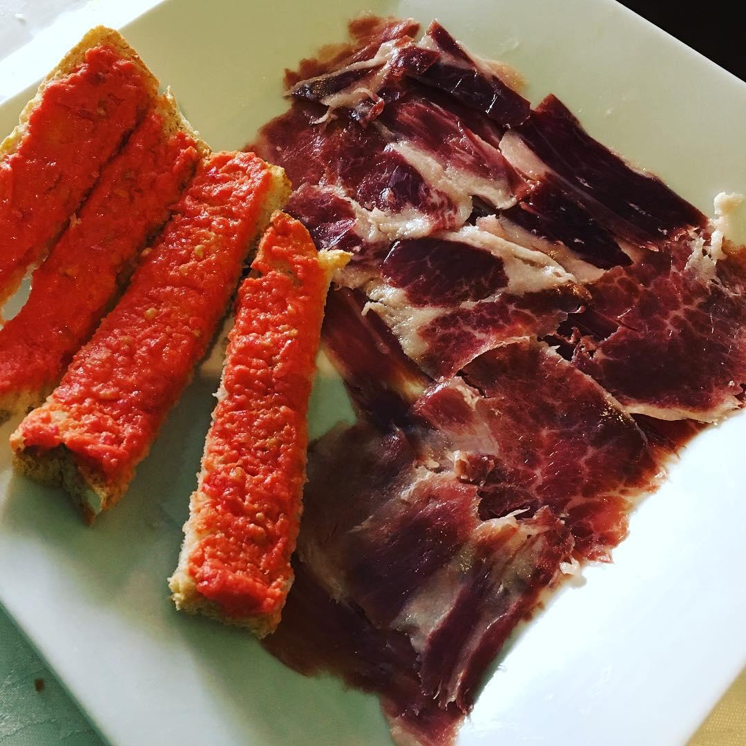 Iberian Acorn Ham