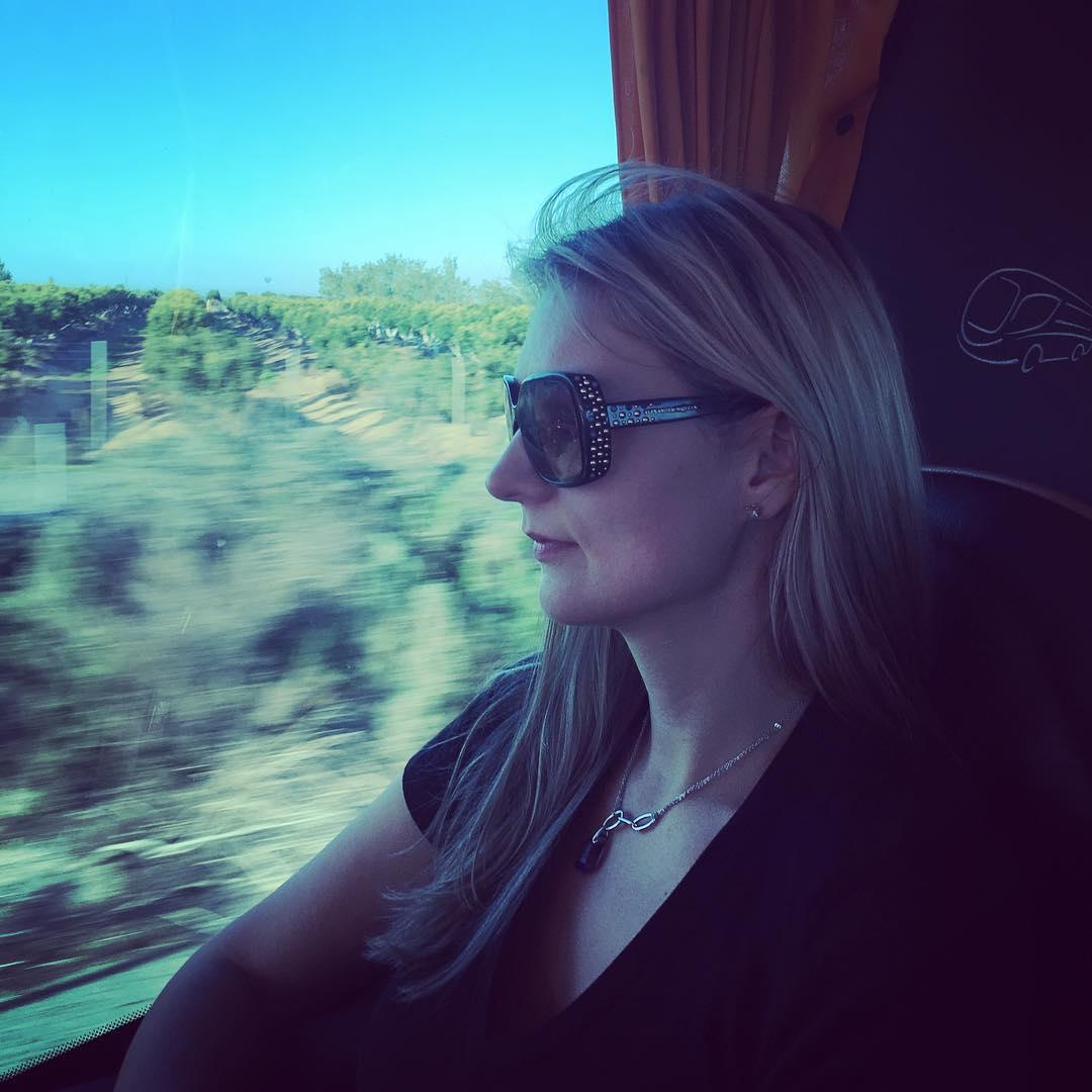 Bus to Lisbon