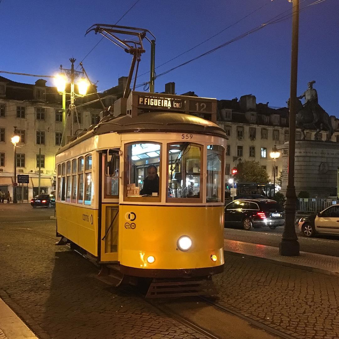 Trams of Lisbon