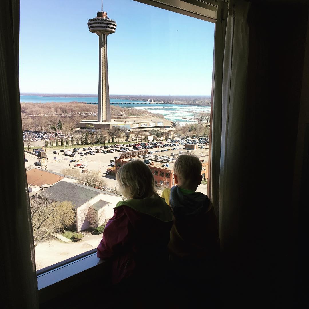 Niagara Hotel View