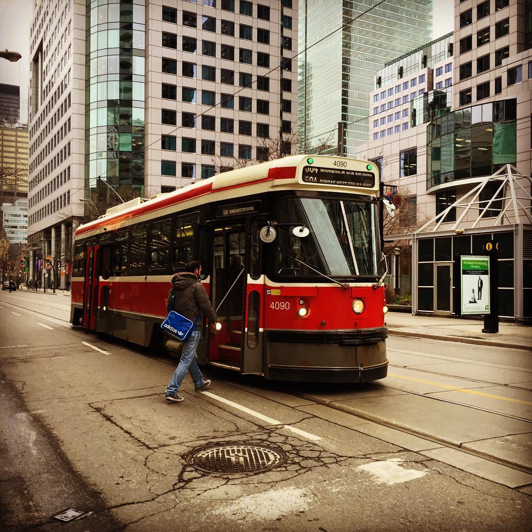 Toronto Tram