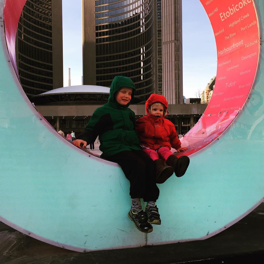 O in Toronto