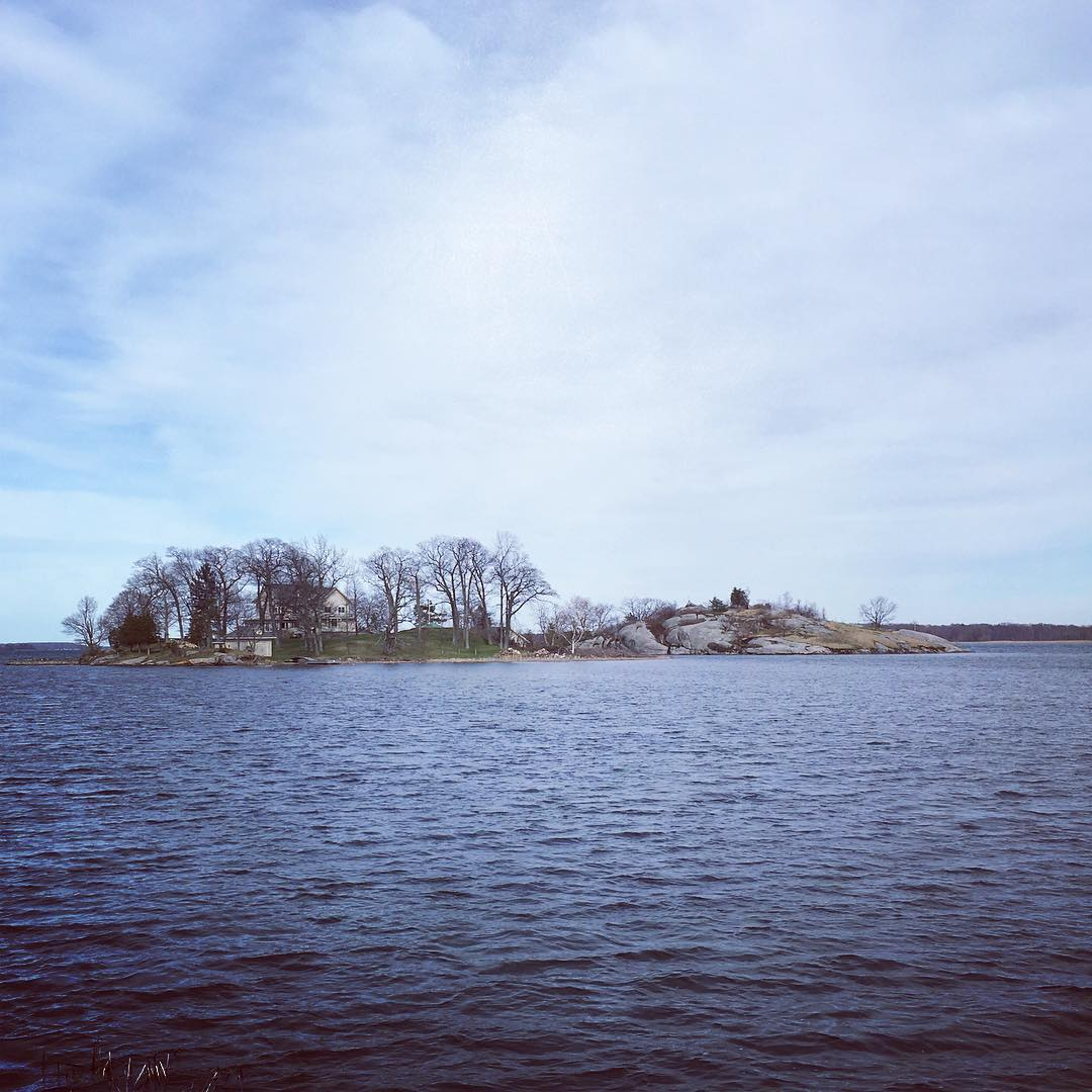 One of 1000 Islands