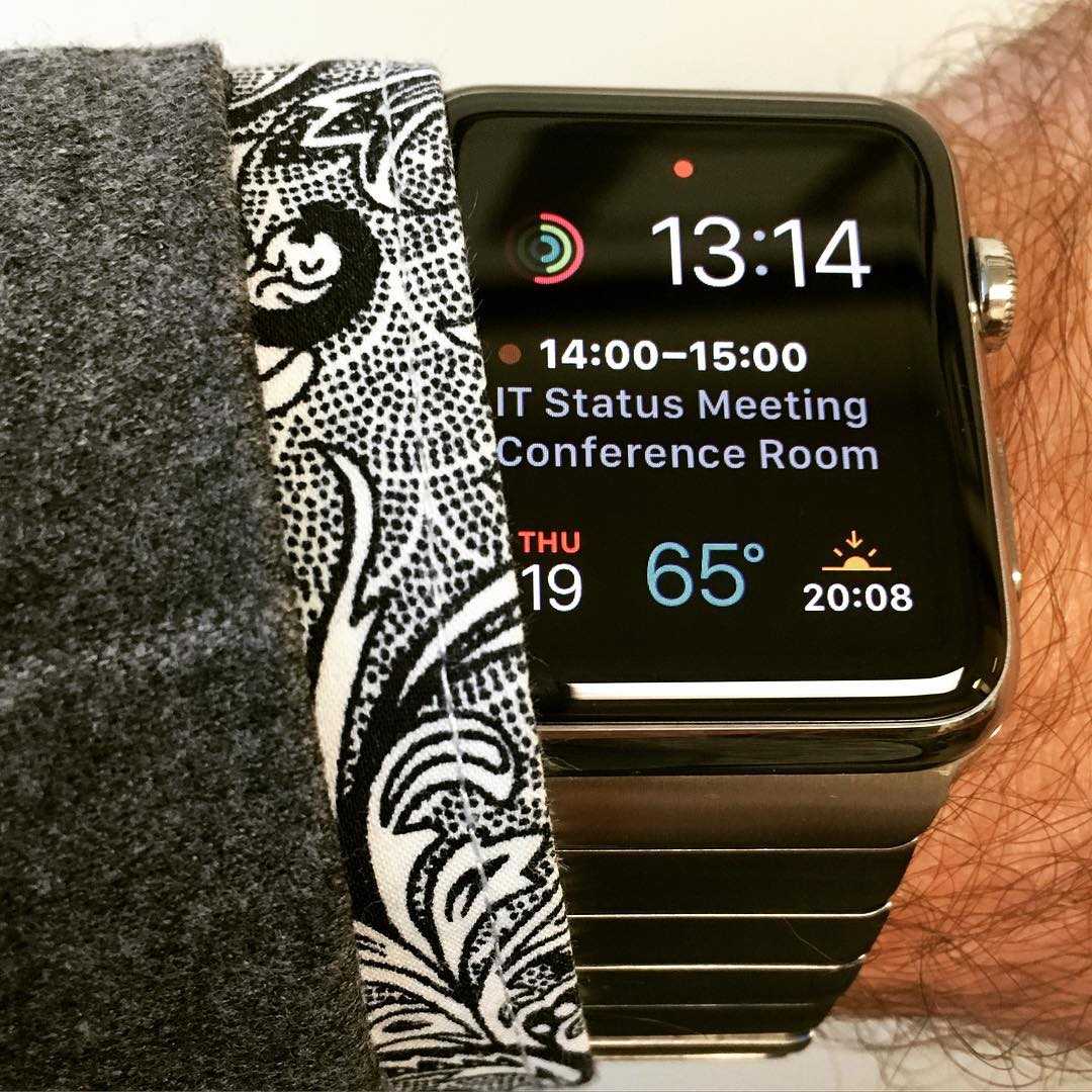 Apple Watch Link Bracelet