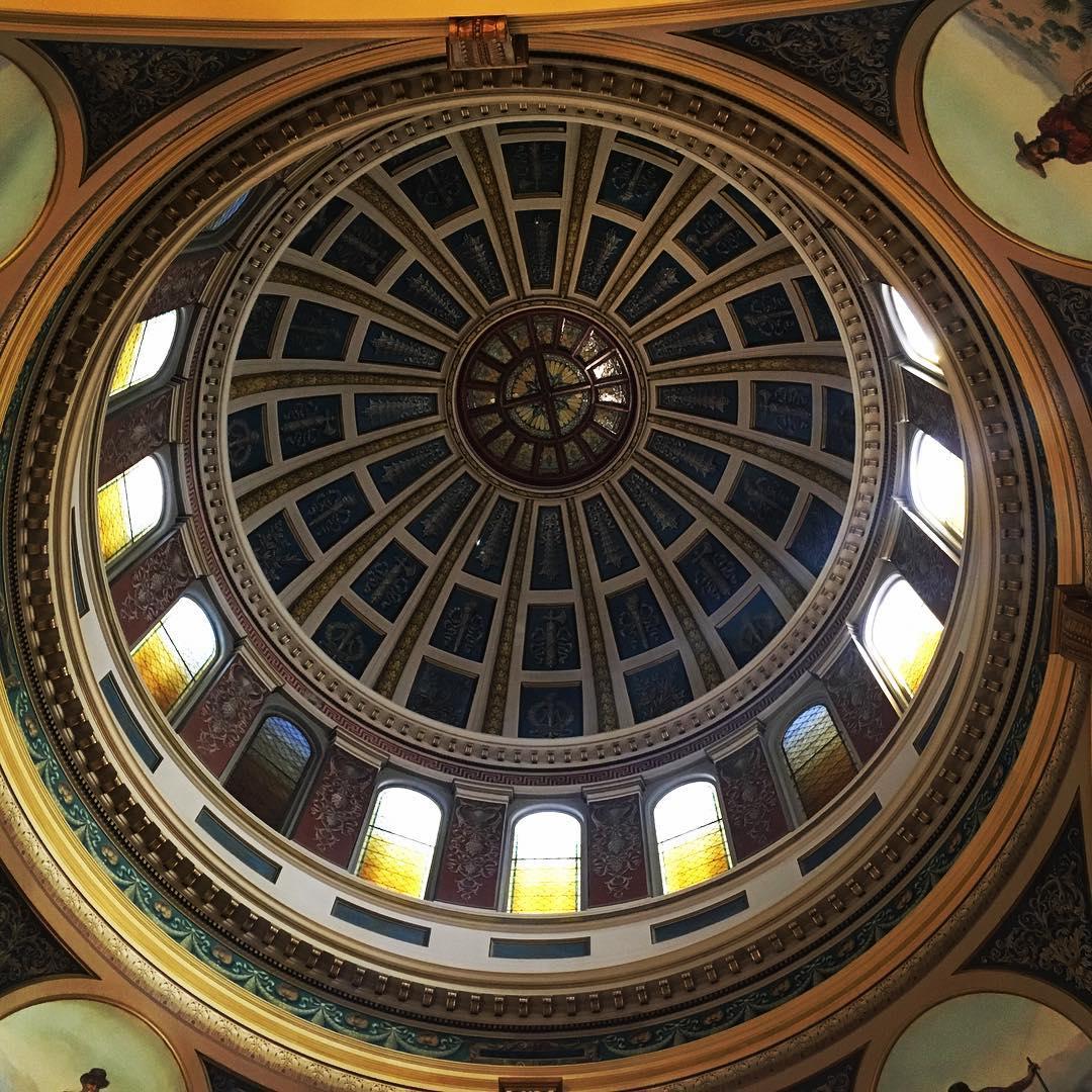 Montana Capitol Dome