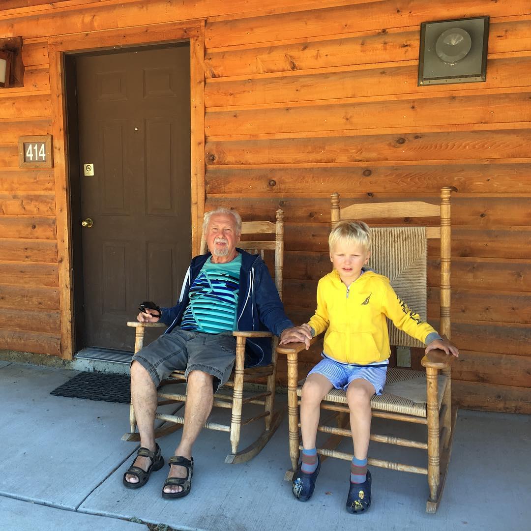 Flagg Ranch Cabin