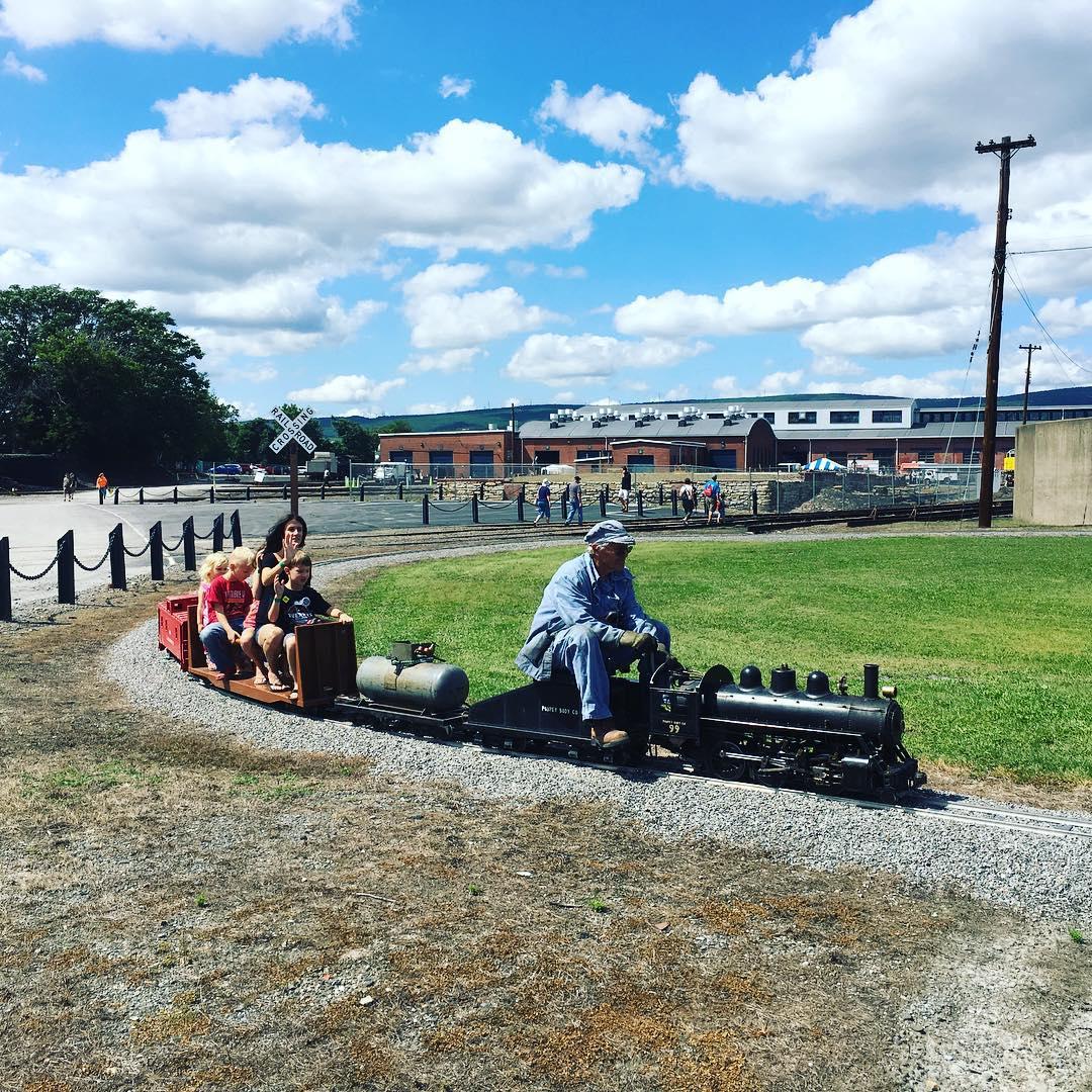 Steamtown Ride