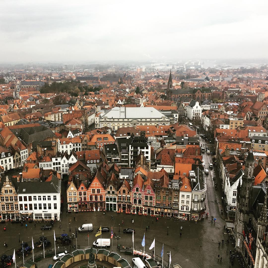 Brugge Central Square