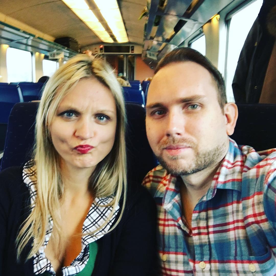 Train to Brugge