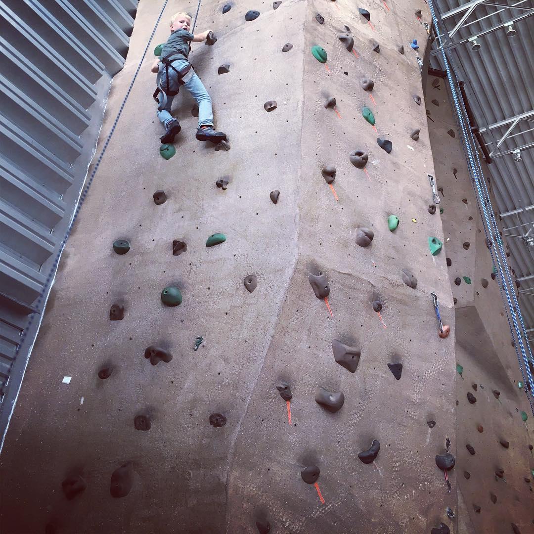 Rock Climbing at FBF