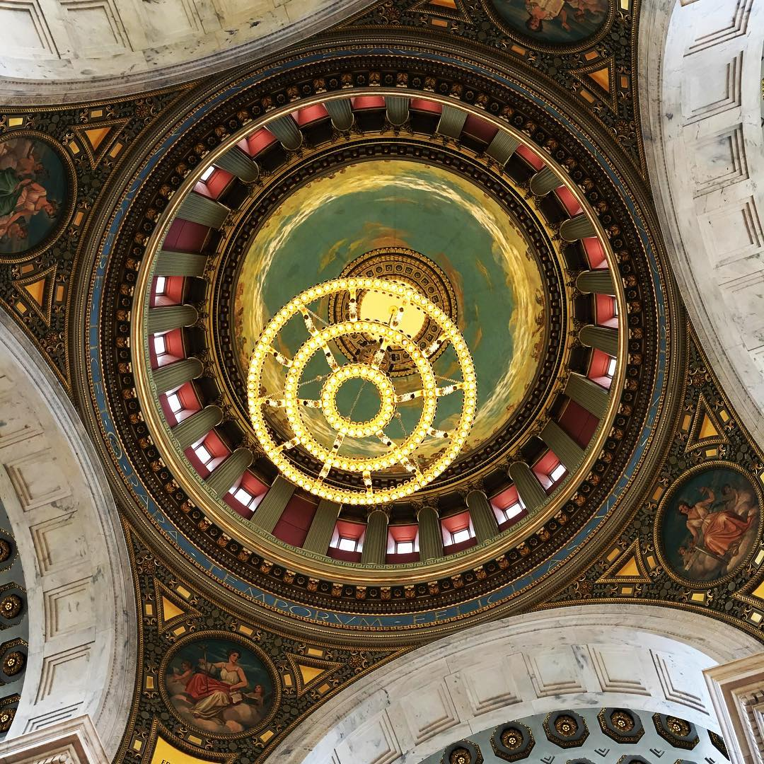 Rhode Island Capitol Dome