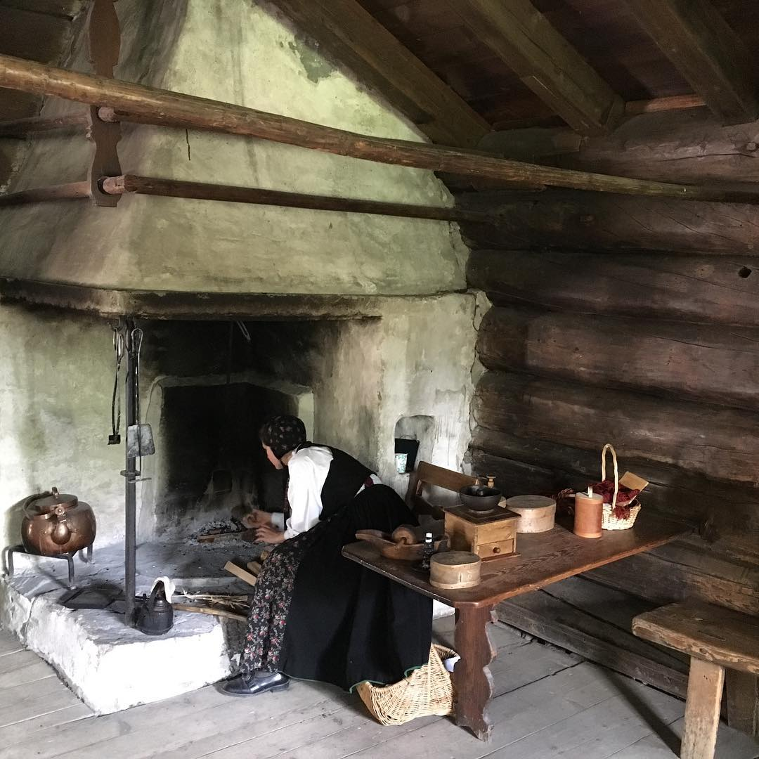 400 Year Old Home