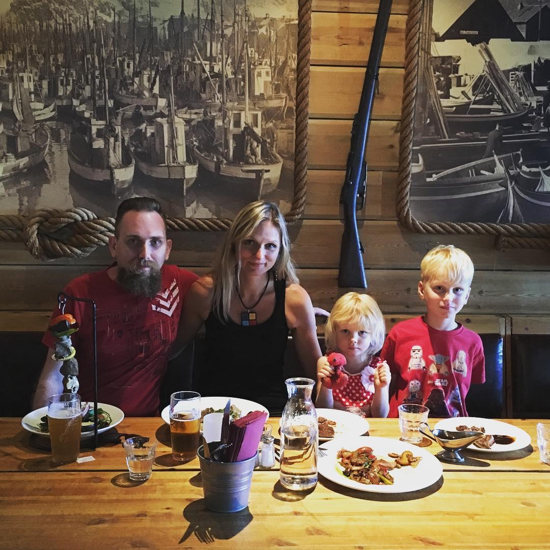 Norwegian Dinner