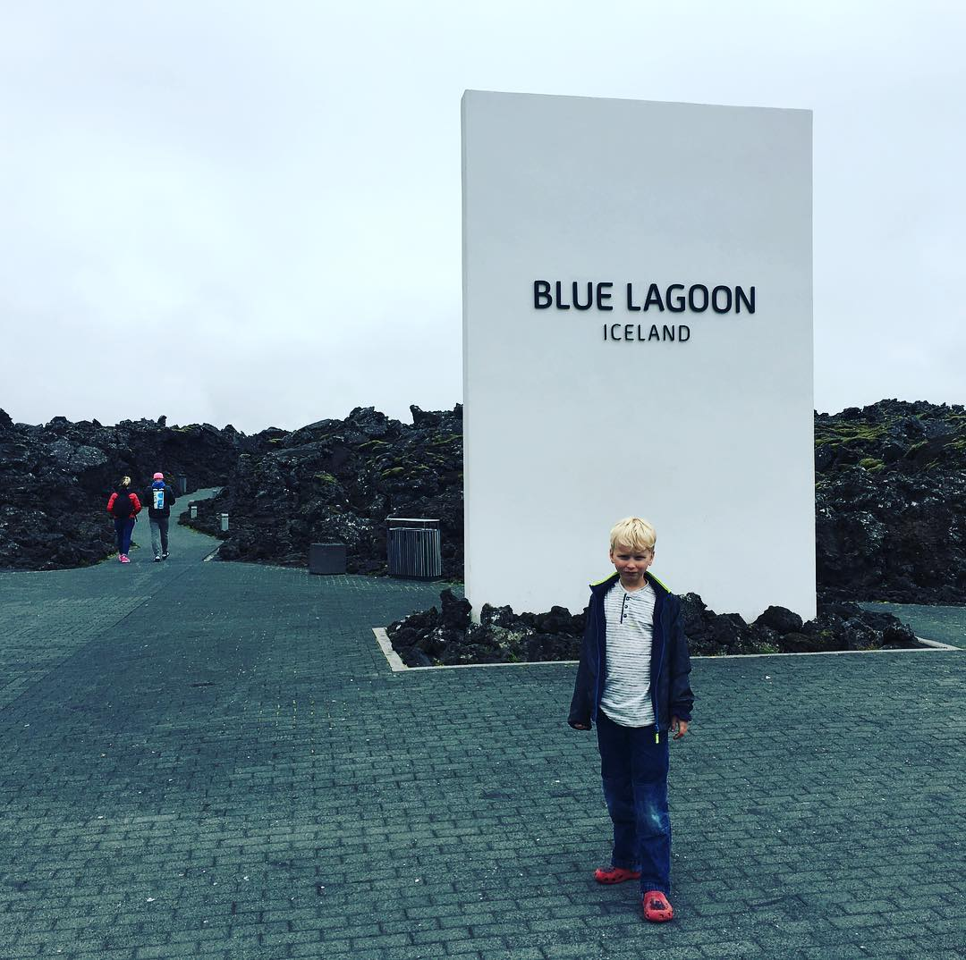Blue Lagoon Entrance