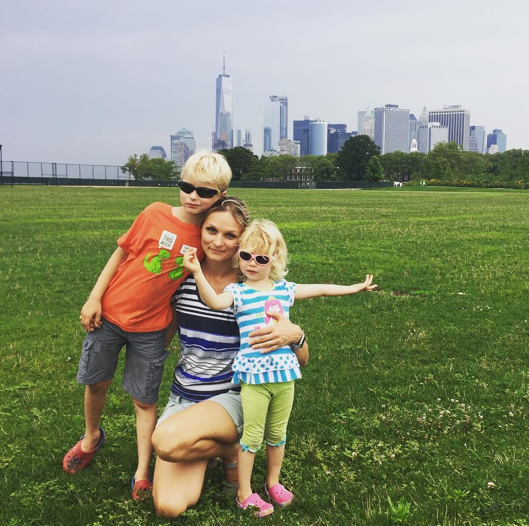 Manhattan Background