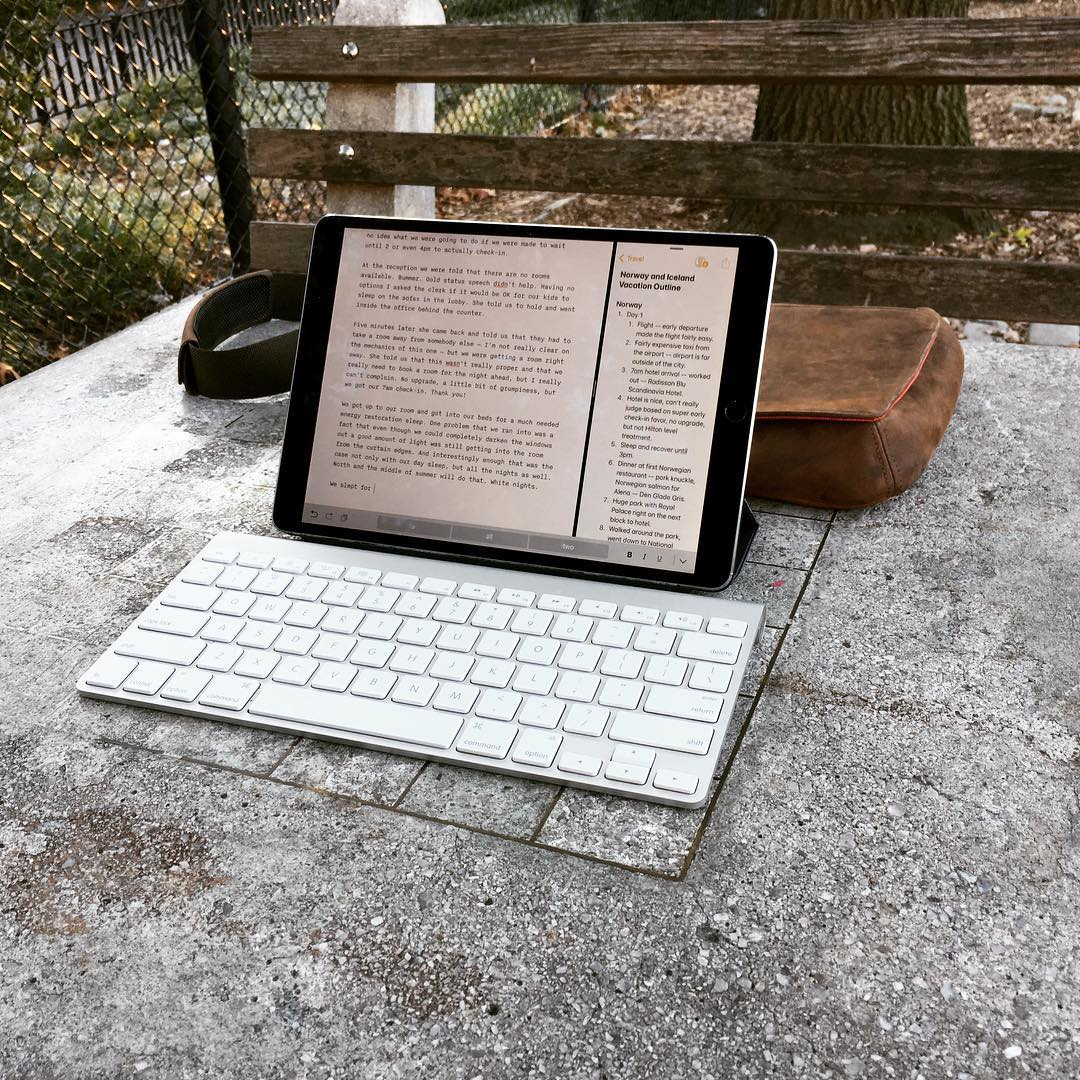 Open Air Writing
