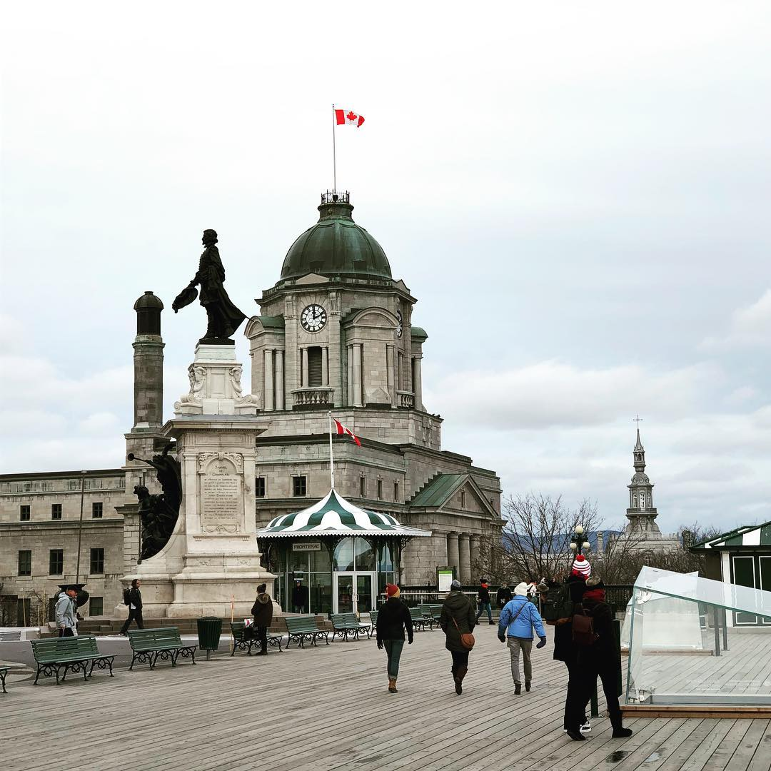 Quebec Promenade