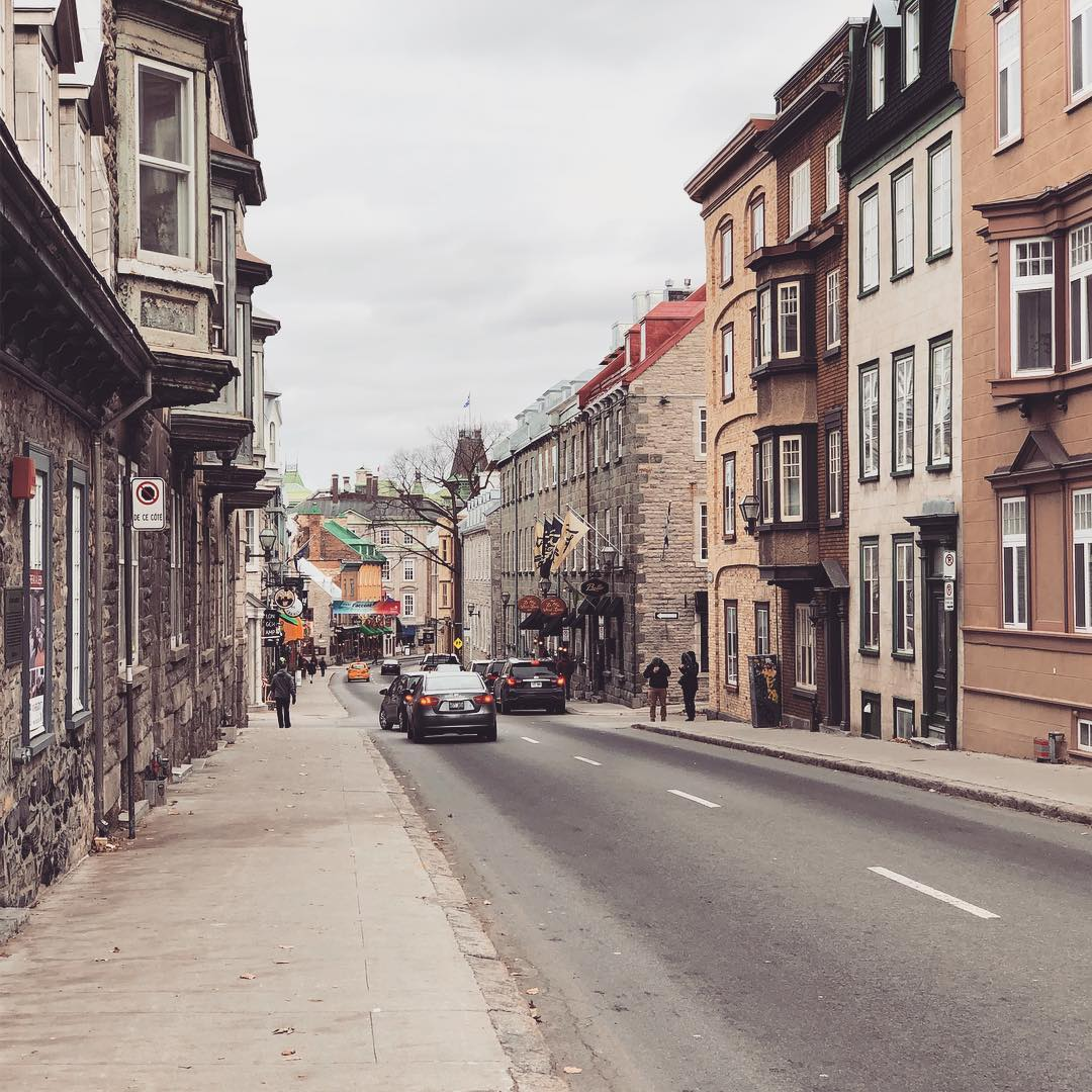 Streets of Quebec