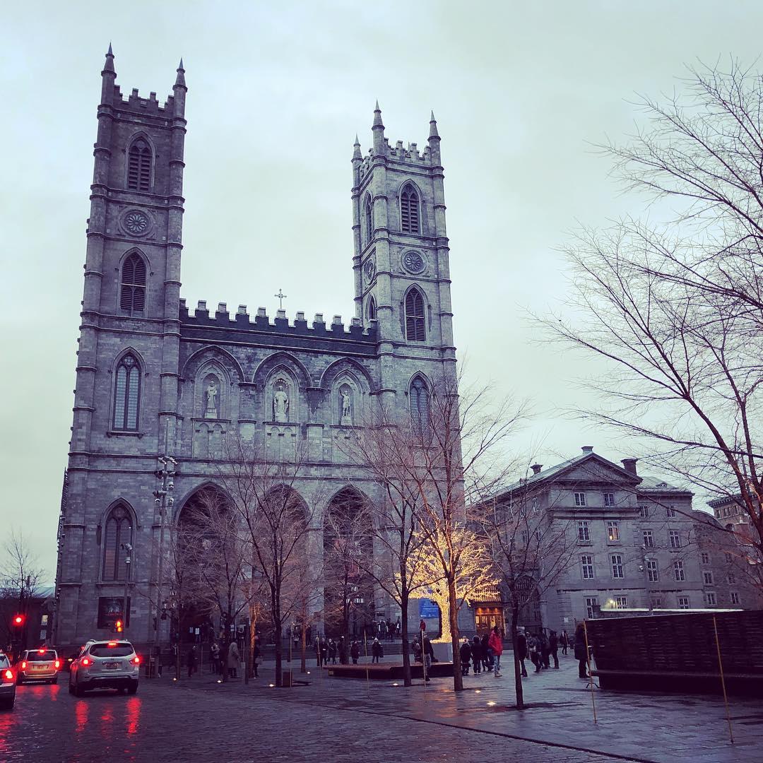 Norte Dame de Montréal