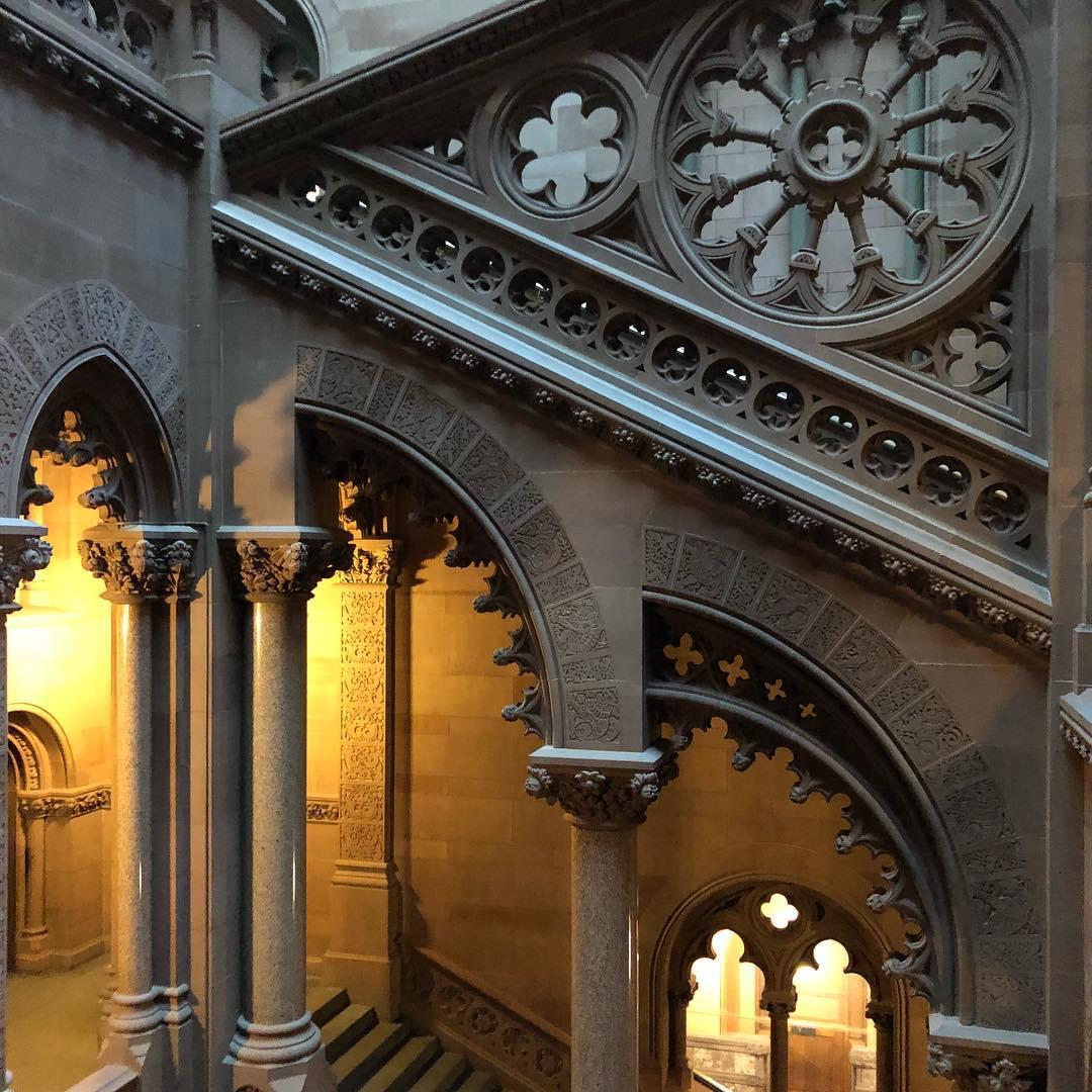 Inside NY Capitol