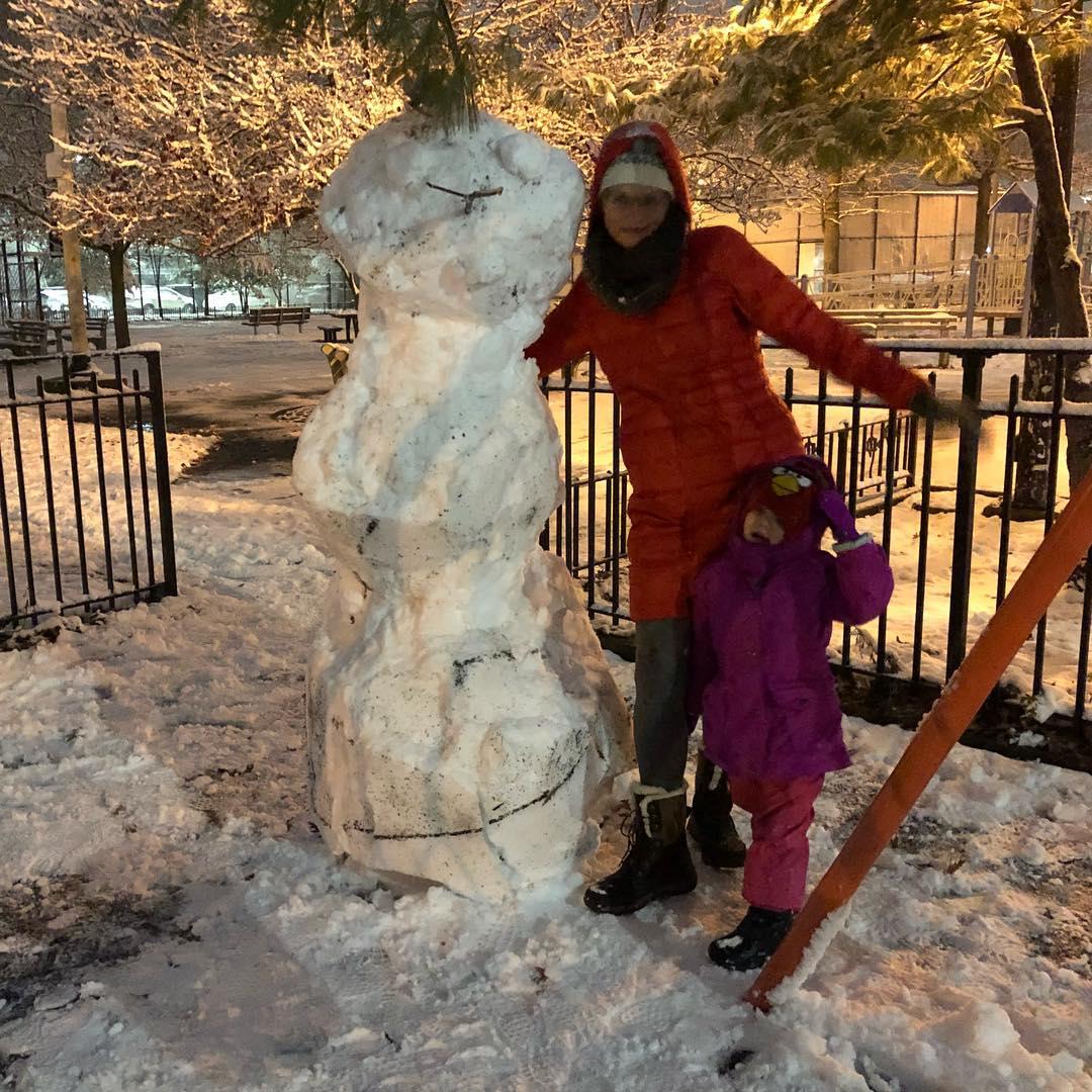 Mega Snowman