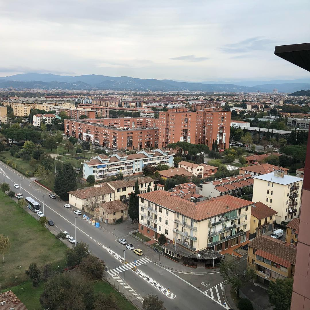 Florence Hotel View